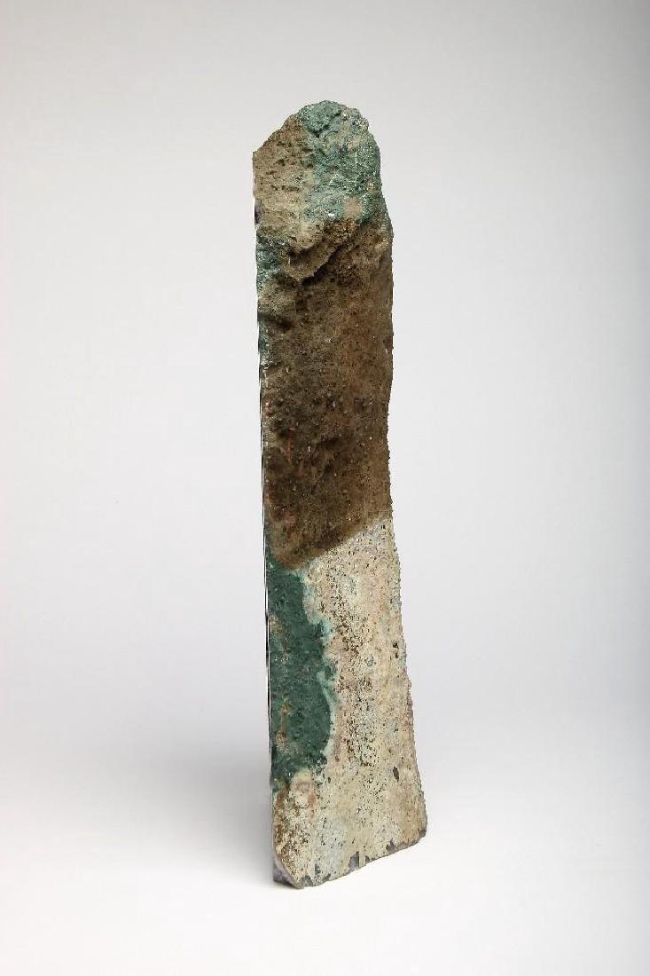 Massive Cut Amethyst Geode Self Standing - 2