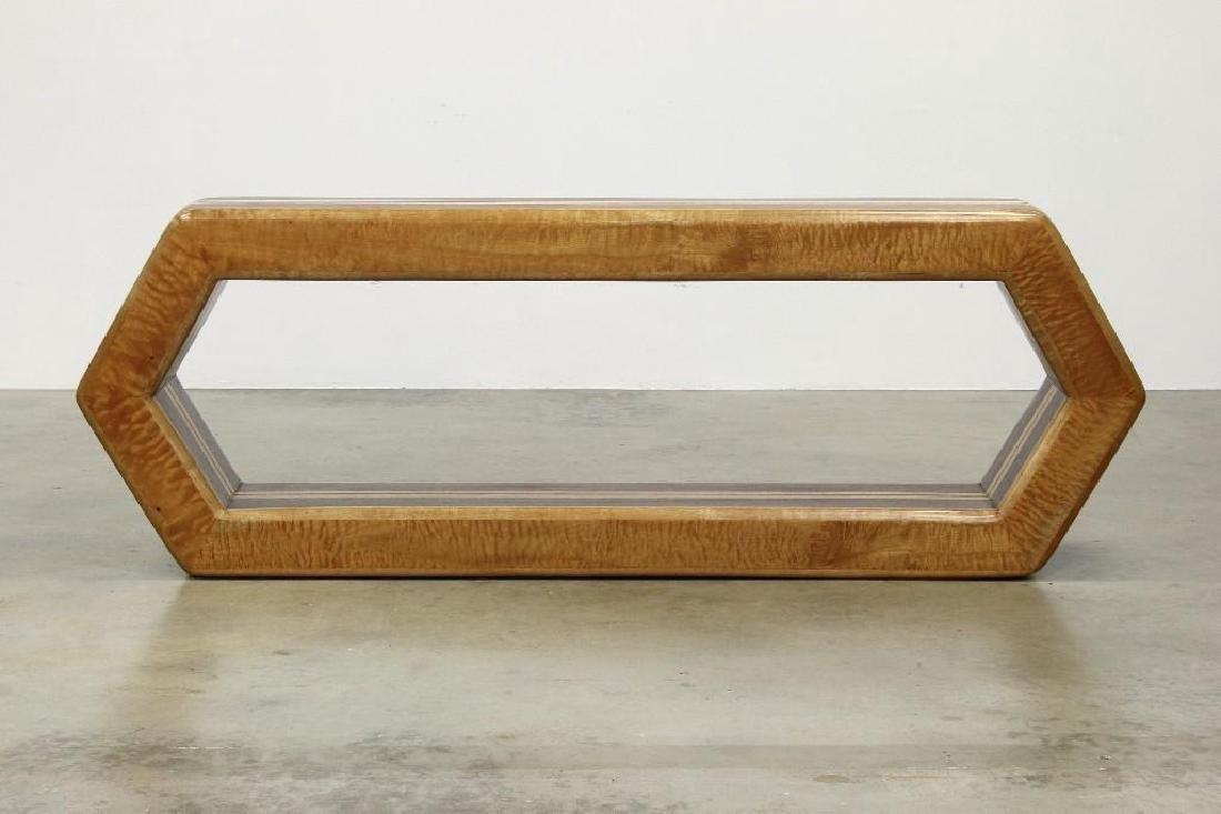 Stan Silbert Artisan Studio Furniture Console Table - 2
