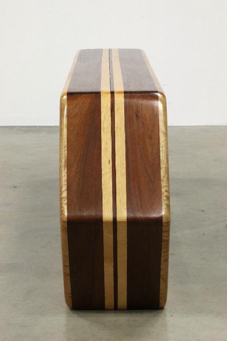 Stan Silbert Artisan Studio Furniture Console Table - 4
