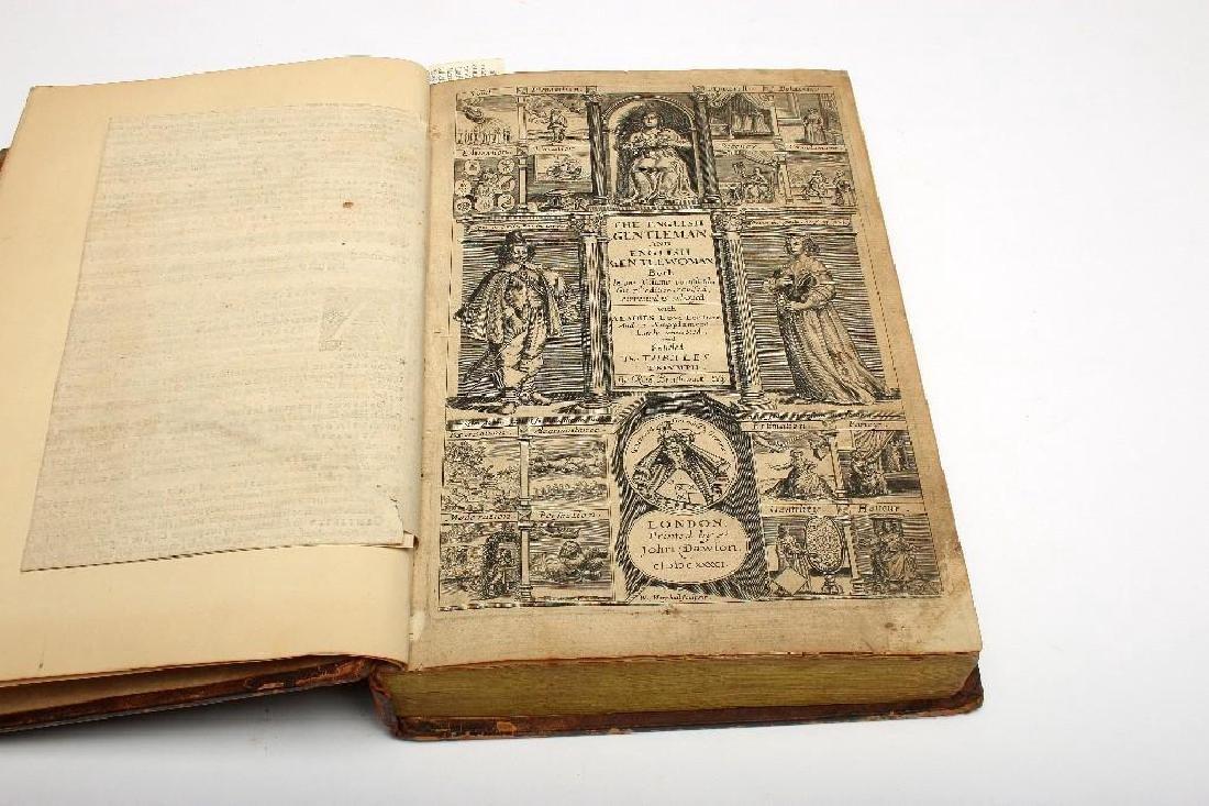 Richard Braithwaite 1641 English Gentleman Gentlewoman - 4