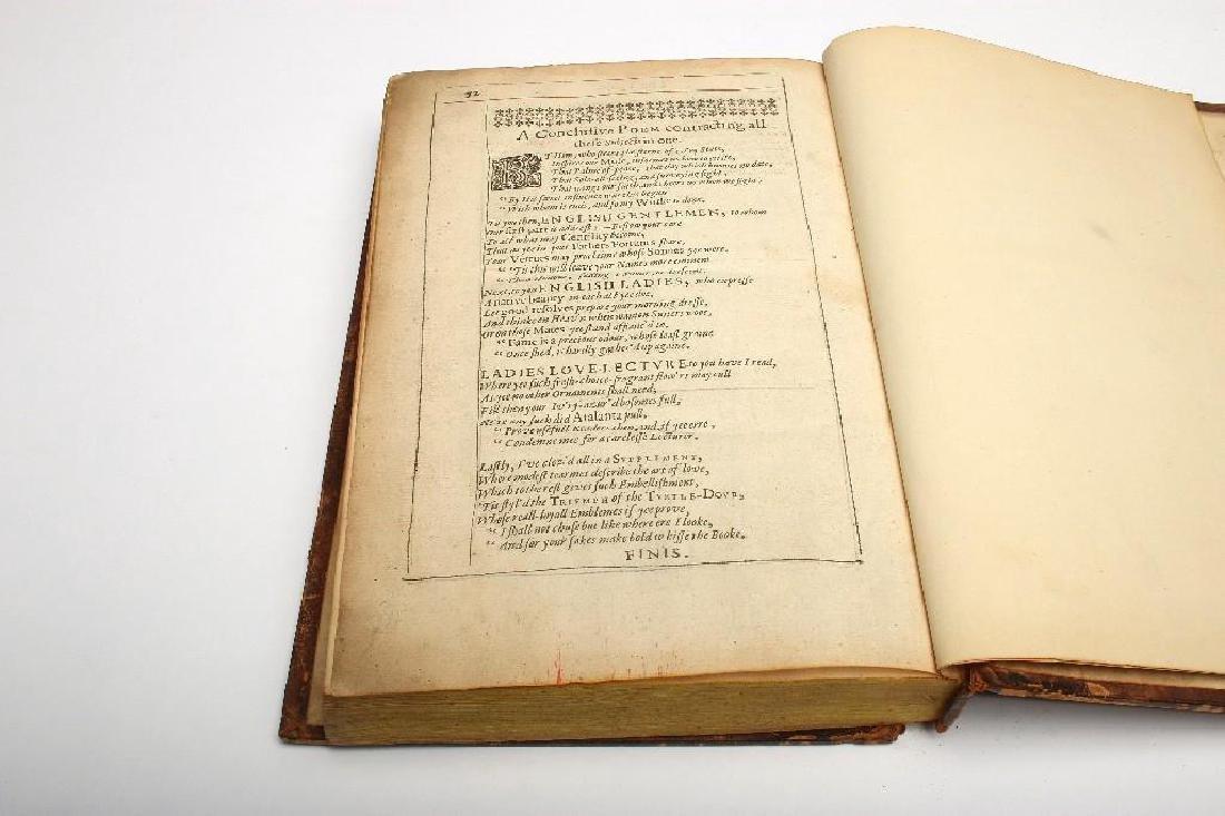 Richard Braithwaite 1641 English Gentleman Gentlewoman - 6