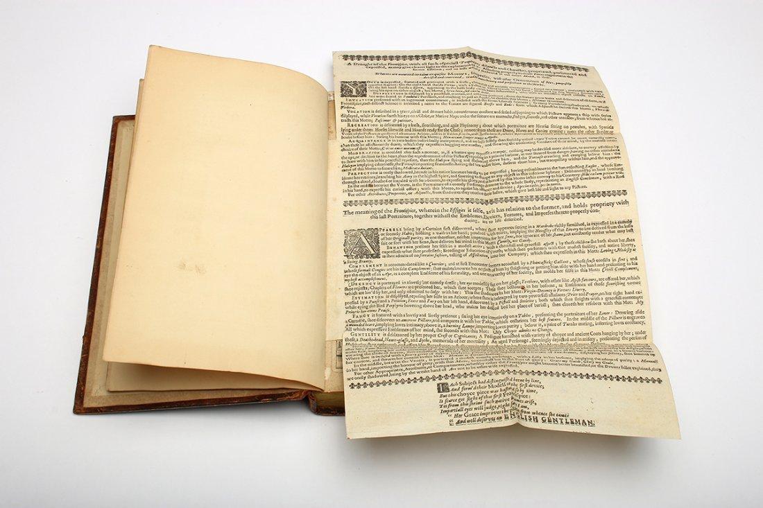 Richard Braithwaite 1641 English Gentleman Gentlewoman - 9