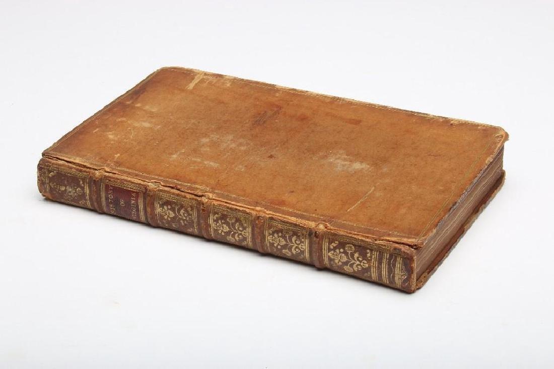 Beverley, Robert The History of Virginia 2nd Ed 1722