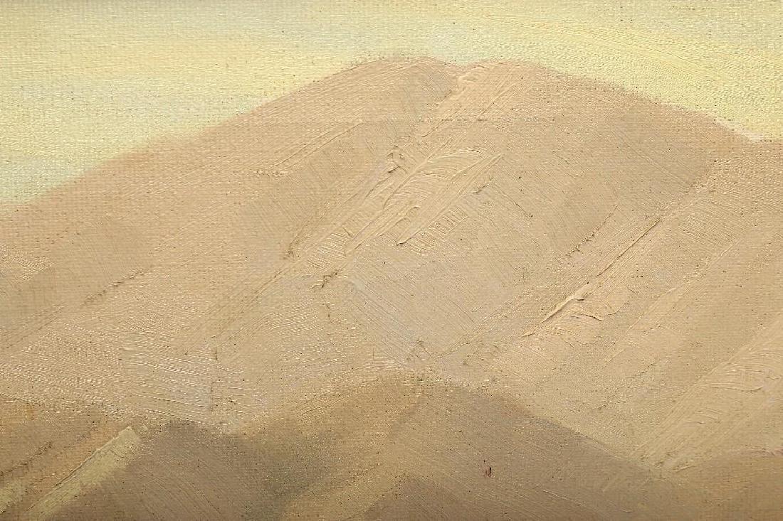 Naomi Taylor Evans California Desert Mountain Landscape - 4
