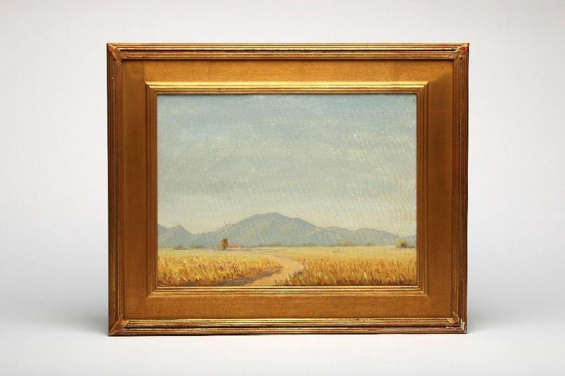 Naomi Taylor Evans California Desert Mountain Landscape - 6