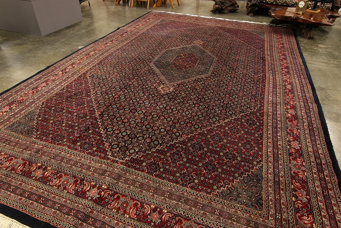 Lot 2 Immense Room Size Traditional Patterned Carpets - 2