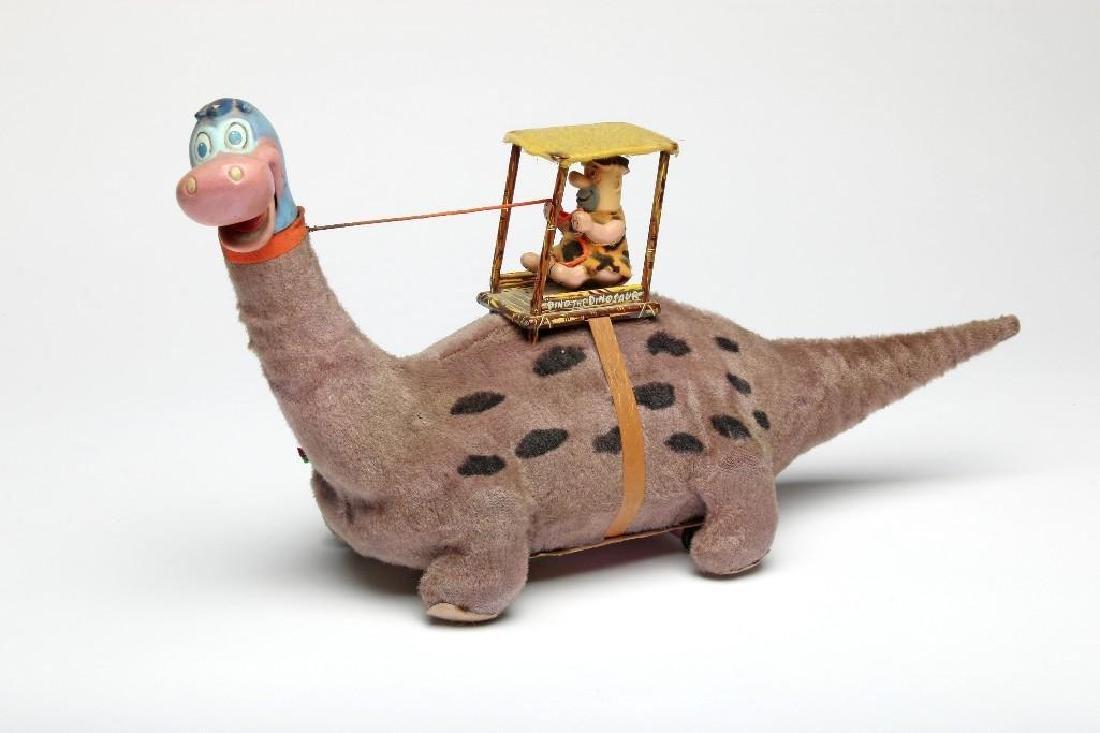 Vintage Marx Toy DIno the Dinosaur Flintstones