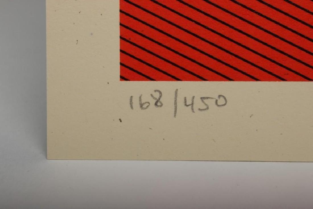 Shepard Fairey Pedestal 2013 Screen Print 168/450 - 2