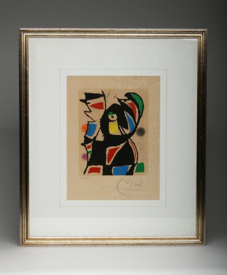 Joan Miro le Marteau Sans Maitre XV - 2