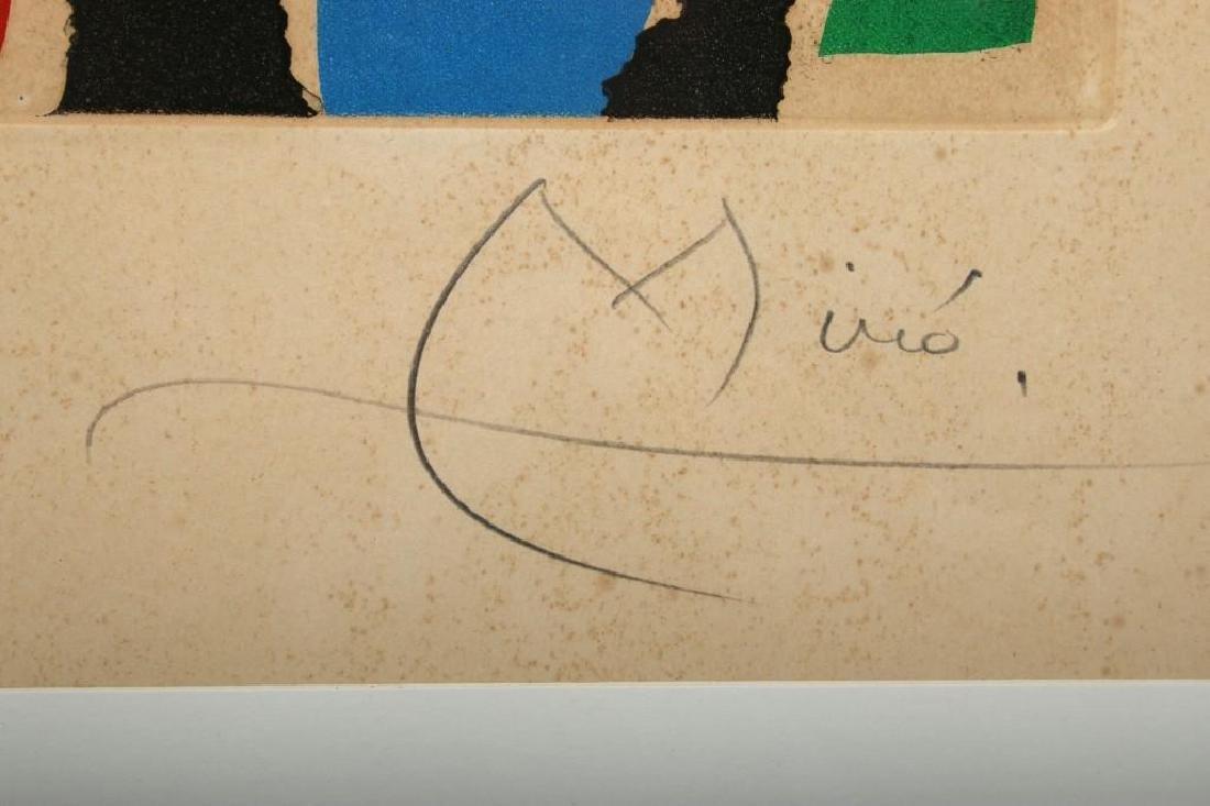 Joan Miro le Marteau Sans Maitre XV - 4