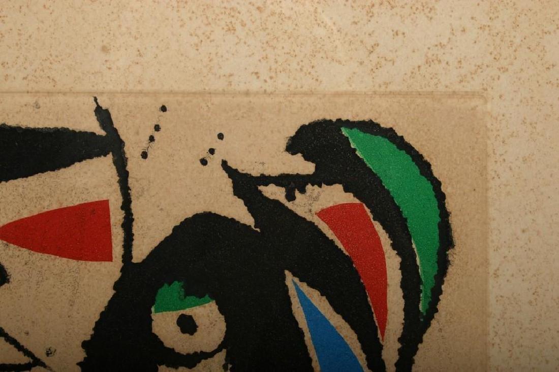 Joan Miro le Marteau Sans Maitre XV - 5