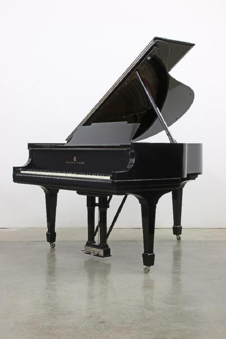 """1923 Steinway Model M 5' 7"""" Studio Grand Piano"""