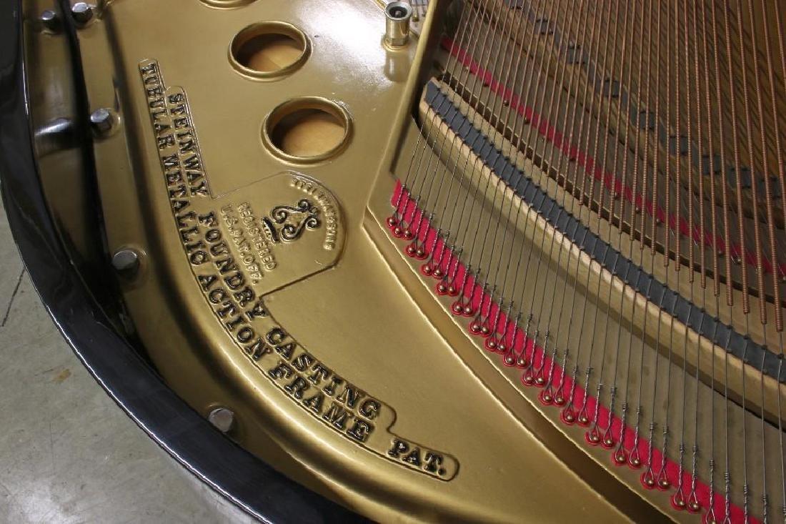 """1923 Steinway Model M 5' 7"""" Studio Grand Piano - 4"""