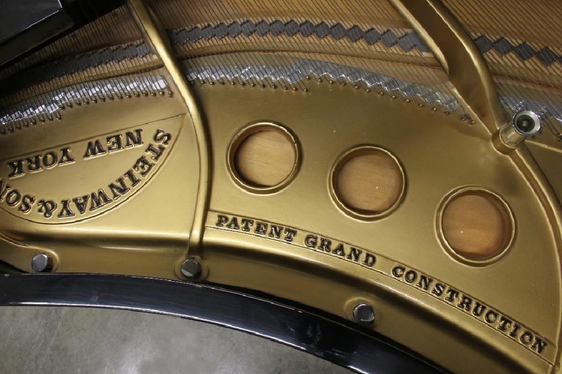 """1923 Steinway Model M 5' 7"""" Studio Grand Piano - 5"""