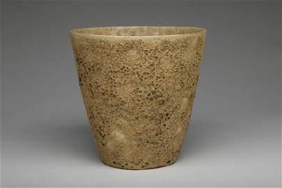 Beatrice Wood Glazed Ceramic Bowl