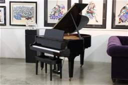 "K. Kawai GE-2 5' 7"" Grand Piano with Bench SN 2061934"