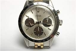 Rolex Cosmograph Daytona 6239 Silver Dial Original 1967