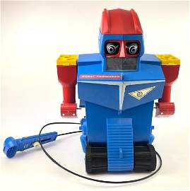 Robot Commando Voice Controlled Toy by Ideal