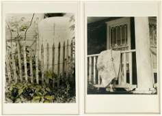 Two (2) C. Capozzi Art Photography Prints Matte Paper