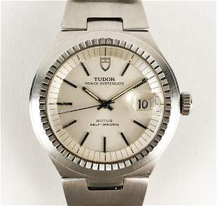 Tudor Prince Oysterdate Rotor Self-Winding Stainless