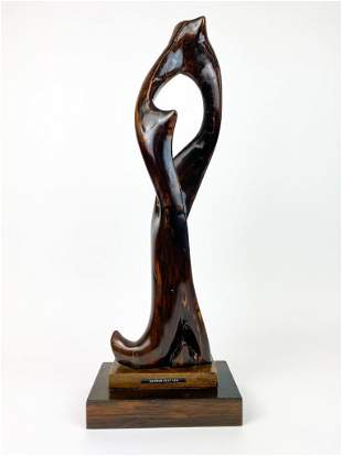 Nicholas Guastella Mid-Century Sculpture, Communication