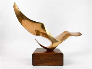 Leonardo Nierman (b. 1932) Signed/Numbered Bronze Bird