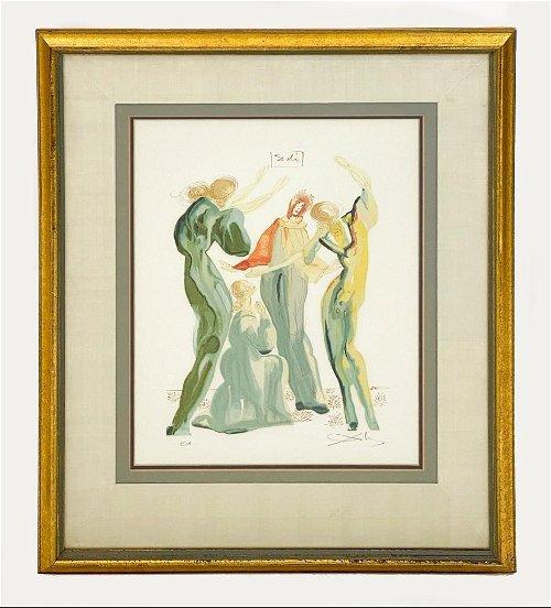 Salvador Dalí Pencil