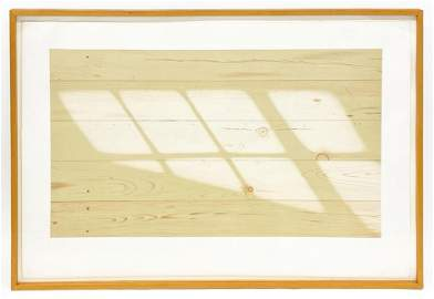 Ed Ruscha (b. 1937) Pencil Signed Lithograph 24/35 1986