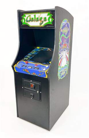 Galaga Arcade Game 1981 Namco Ltd.
