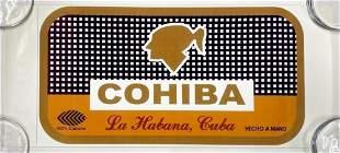 Cohiba Cuban Cigar Advertising Poster
