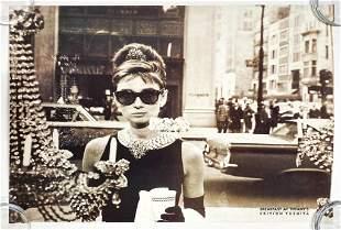 Breakfast at Tiffany's 1961 Poster German Edition