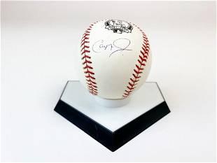 Cal Ripken Jr Signed Baseball