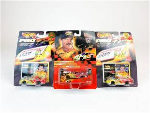 Lot of 3 Terry Labonte Hot Wheels Pro Racing 1:64 Scale