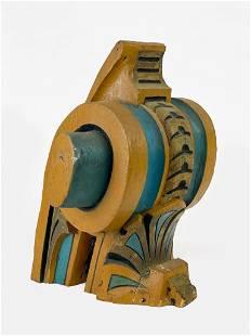 Antique Ship Figurehead Joe Duncan Gleason Collection