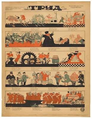 MOOR, D. Labor, 1920