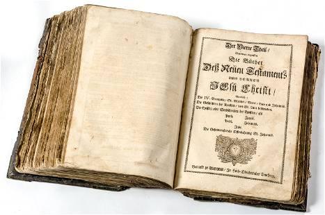 THE BIBLE Bern Oberkirchliche Druckerei