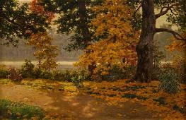 AUTUMN FOREST - I.F. CHOULTSÉ
