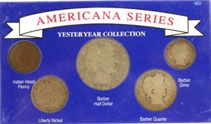 3006: Yesteryear Collection Americana Series
