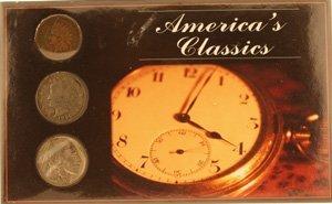 3008: Americas Classics Coin Set