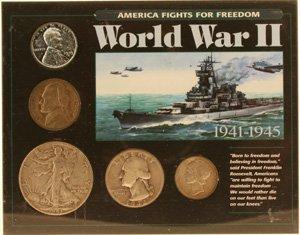 3009: World War II Coin Collection