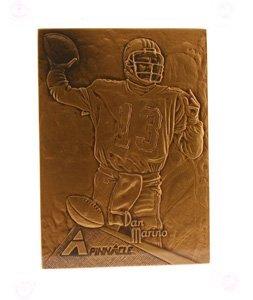 3010: Bronze Mint Card  Dan Marino