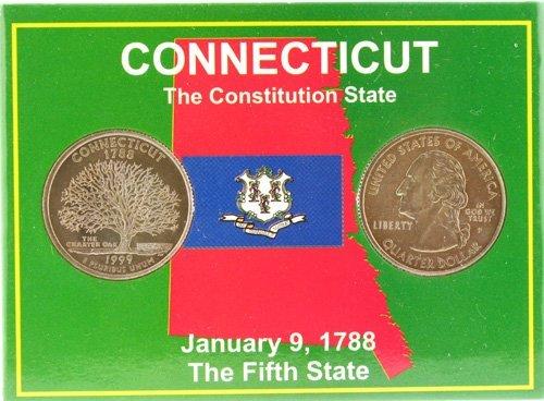 3019: Connecticut Statehood Quarters