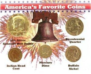 3244: Americas Favorite Coins