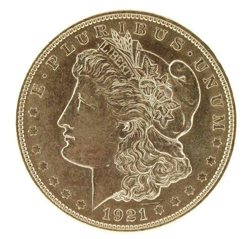 4020: 1922    Eagle Silver Dollar
