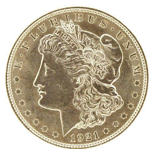 5509: AMERICAN EAGLE SILVER DOLLAR