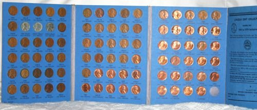 4150: LINCOLN  SET  COLLECTION