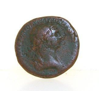 1007: Ancient Roman Coin