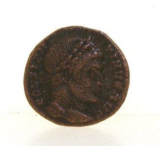 1010: Ancient Roman Coin