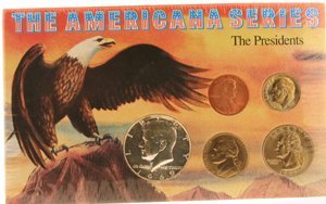 1021: The Presidents Coin Set