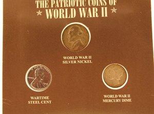 1023: Patriotic Coins of World War II